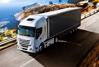 Truckers-offenders will not be able to obtain new permits for flights abroad
