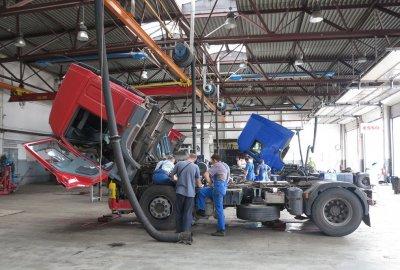 International Carriers of Ukraine arranged the inspection