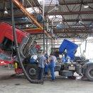 Международным перевозчикам Украины устроили тех осмотр
