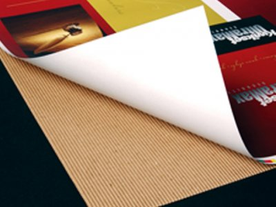 Laminated packaging