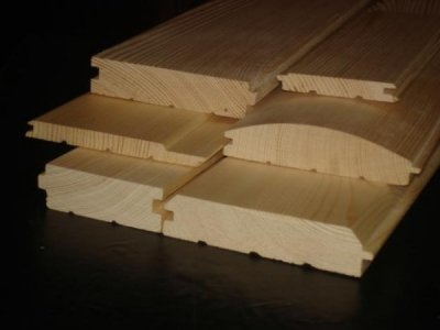 Molded wood